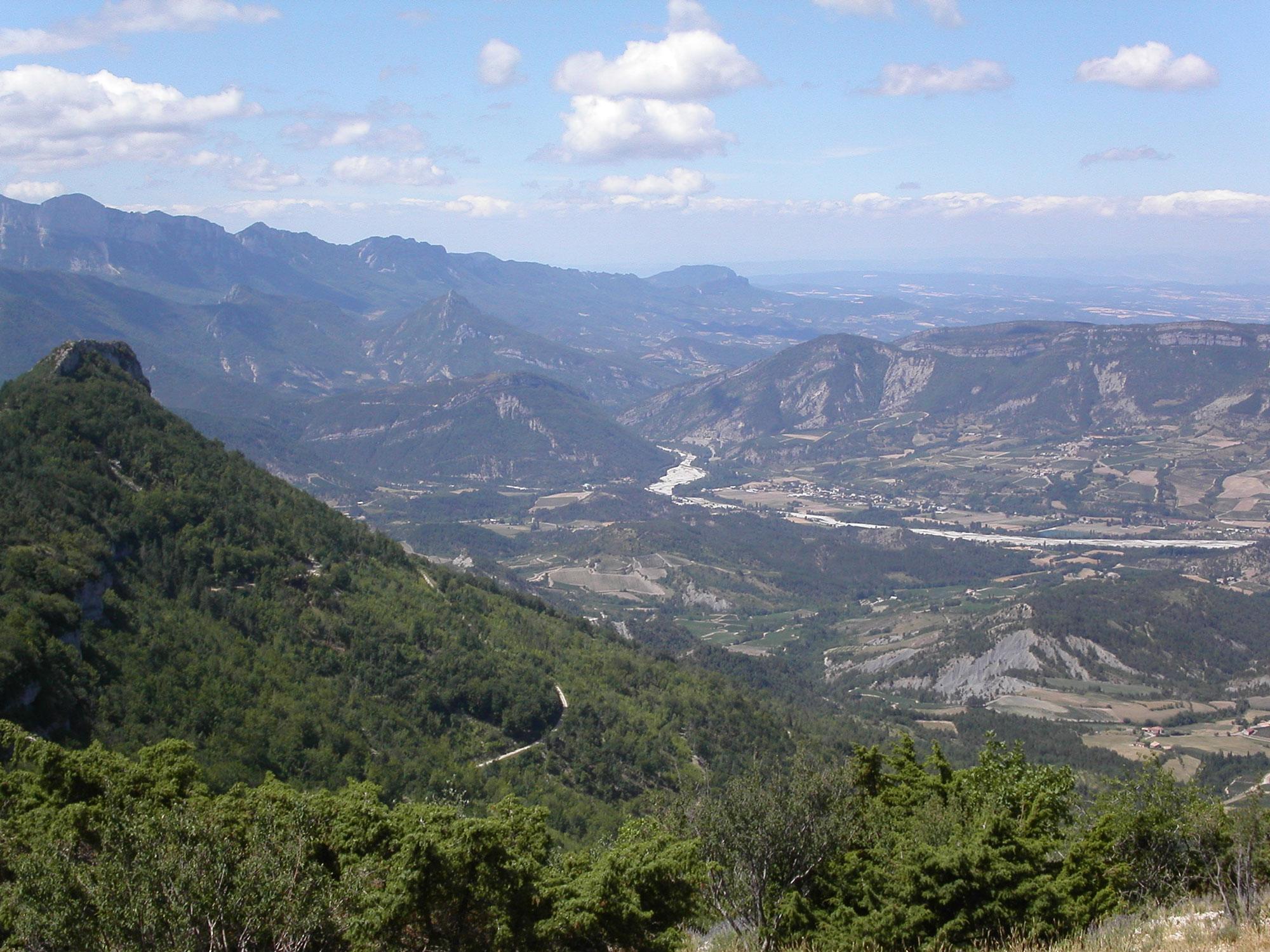 La Vallée De La Drome N°6