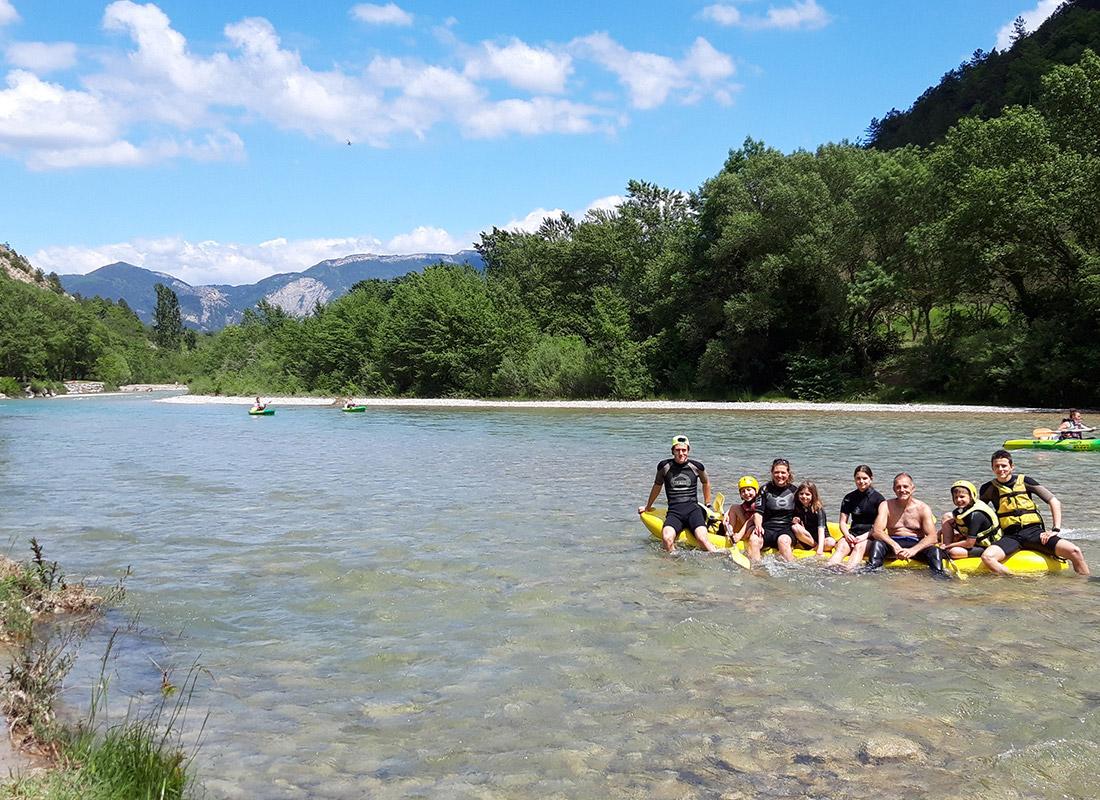 Groupe Canoe Juin 2019