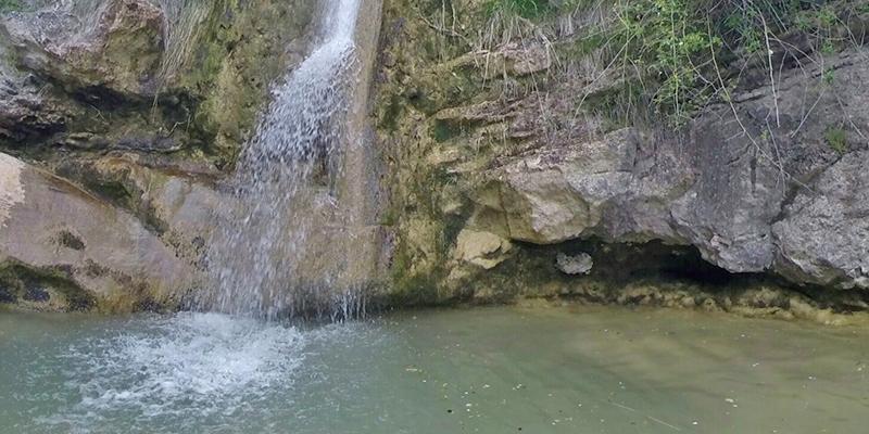 Cascade D'aiguebelle